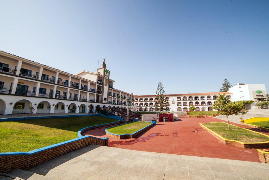 Instalaciones - Campus Sabinillas