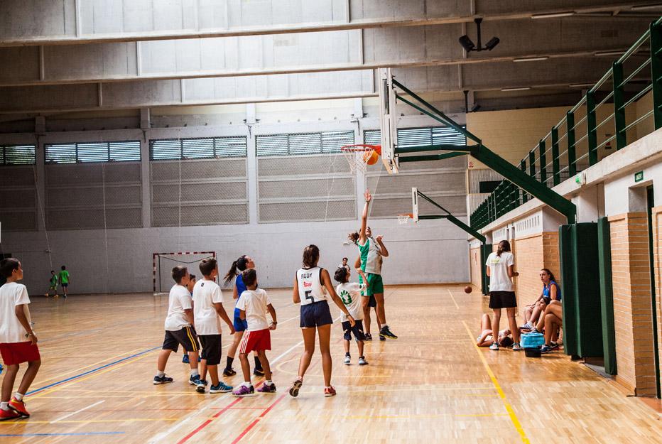 Instalaciones - Campus Unicaja Baloncesto