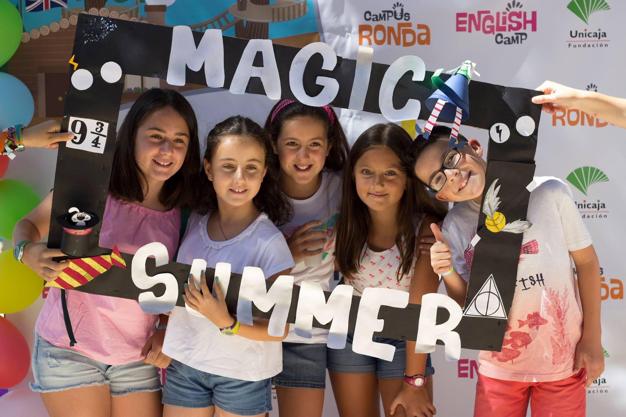 Ayer Comenzó El Segundo Turno De English Camp 2017