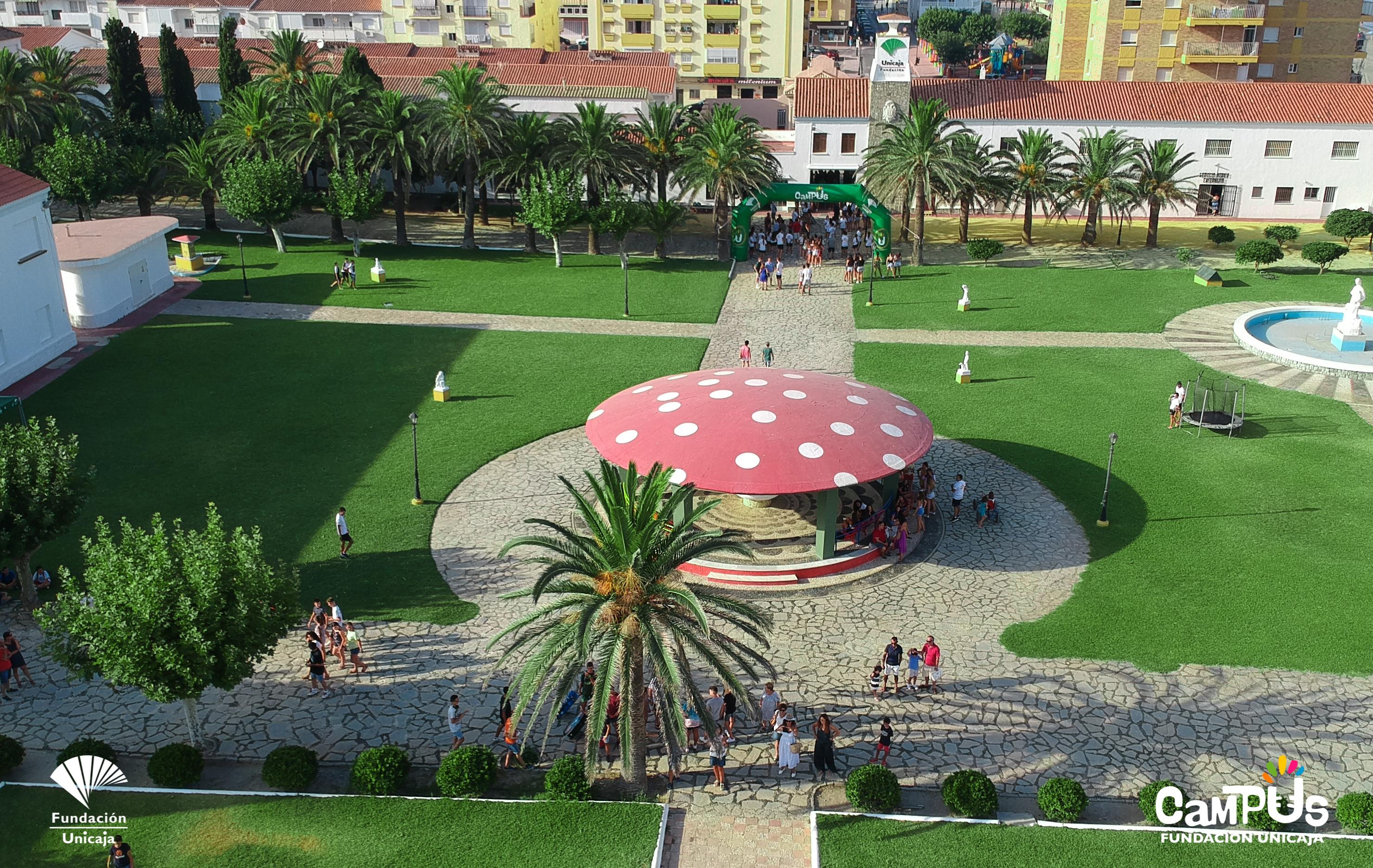 Ayer Comenzó El Quinto Turno De Campus Sabinillas 2018