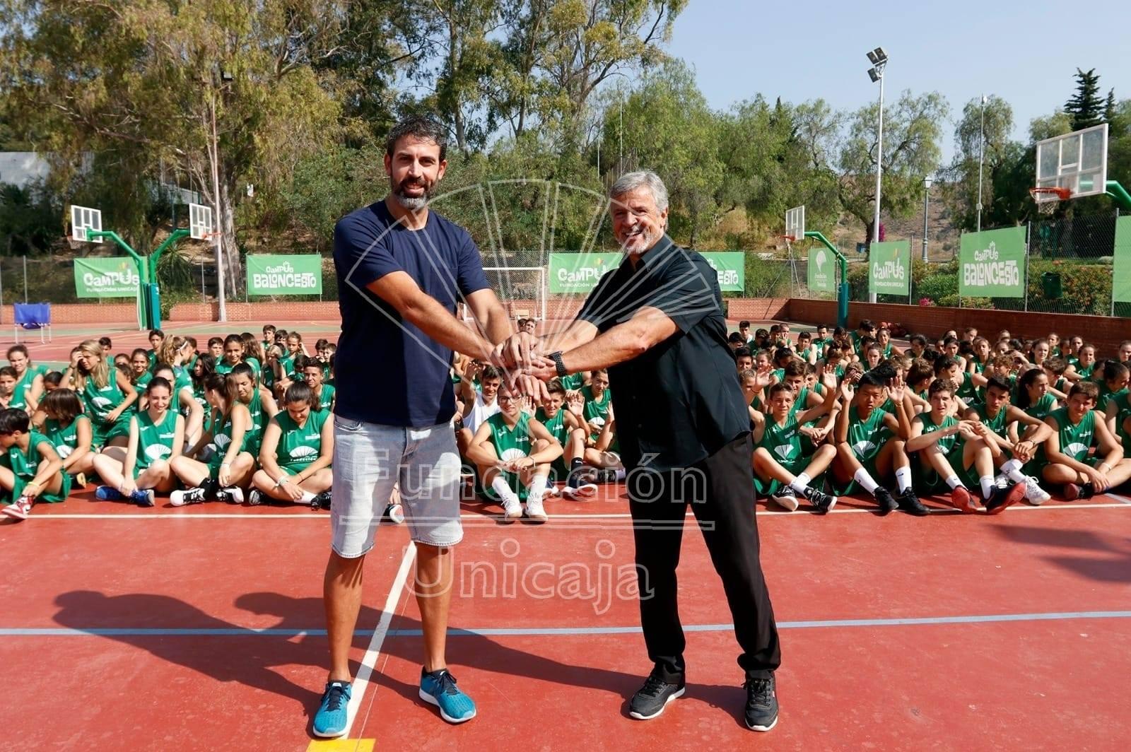 Fundación Unicaja Respalda El 'Proyecto 675' De Berni Rodríguez Para Apoyar El Baloncesto De Base