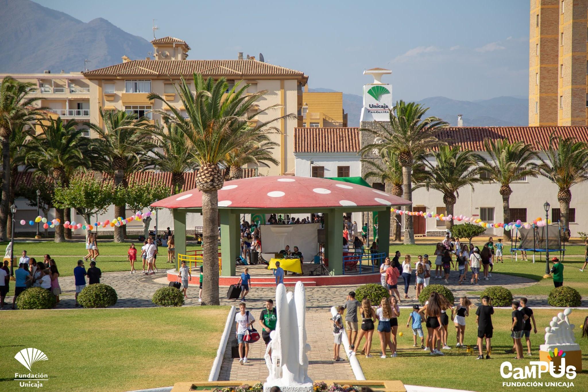 Comienza El Tercer Turno De Campus Sabinillas 2019