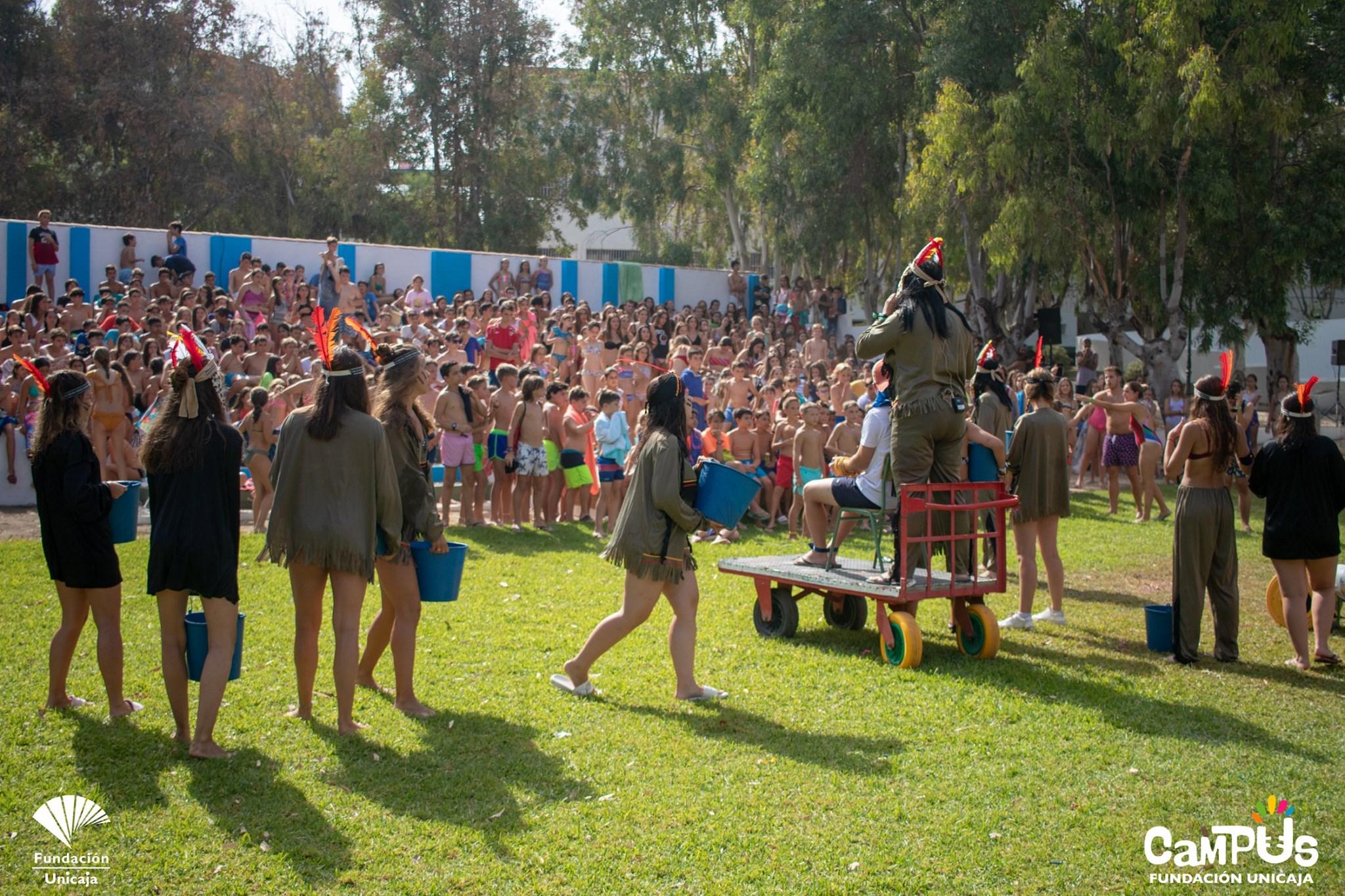 Día Especial En El Tercer Turno De Campus Sabinillas 2019