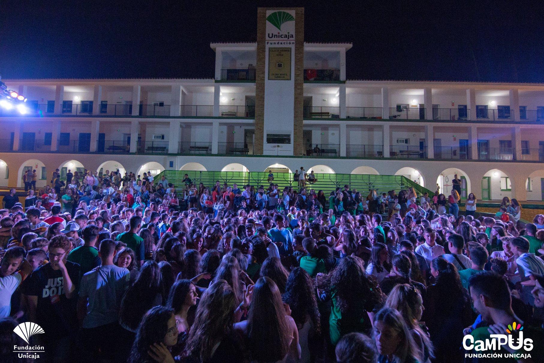 Clausura Del Cuarto Turno De Campus Sabinillas 2019